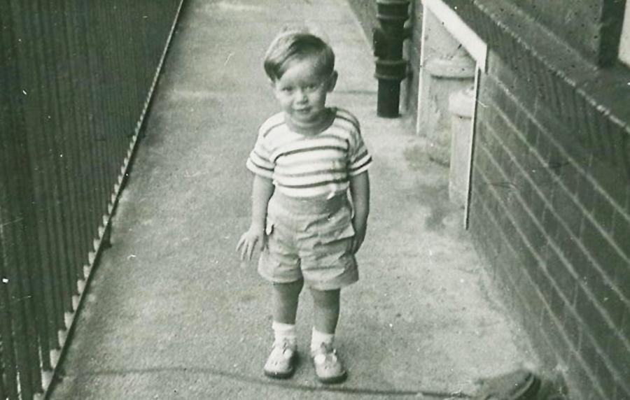 My early years
