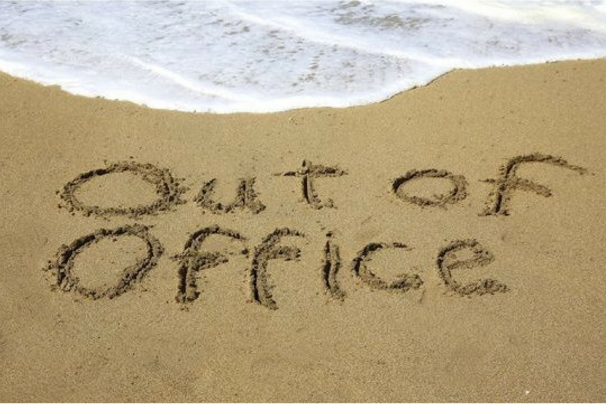 Why you'll never get my 'out of office'