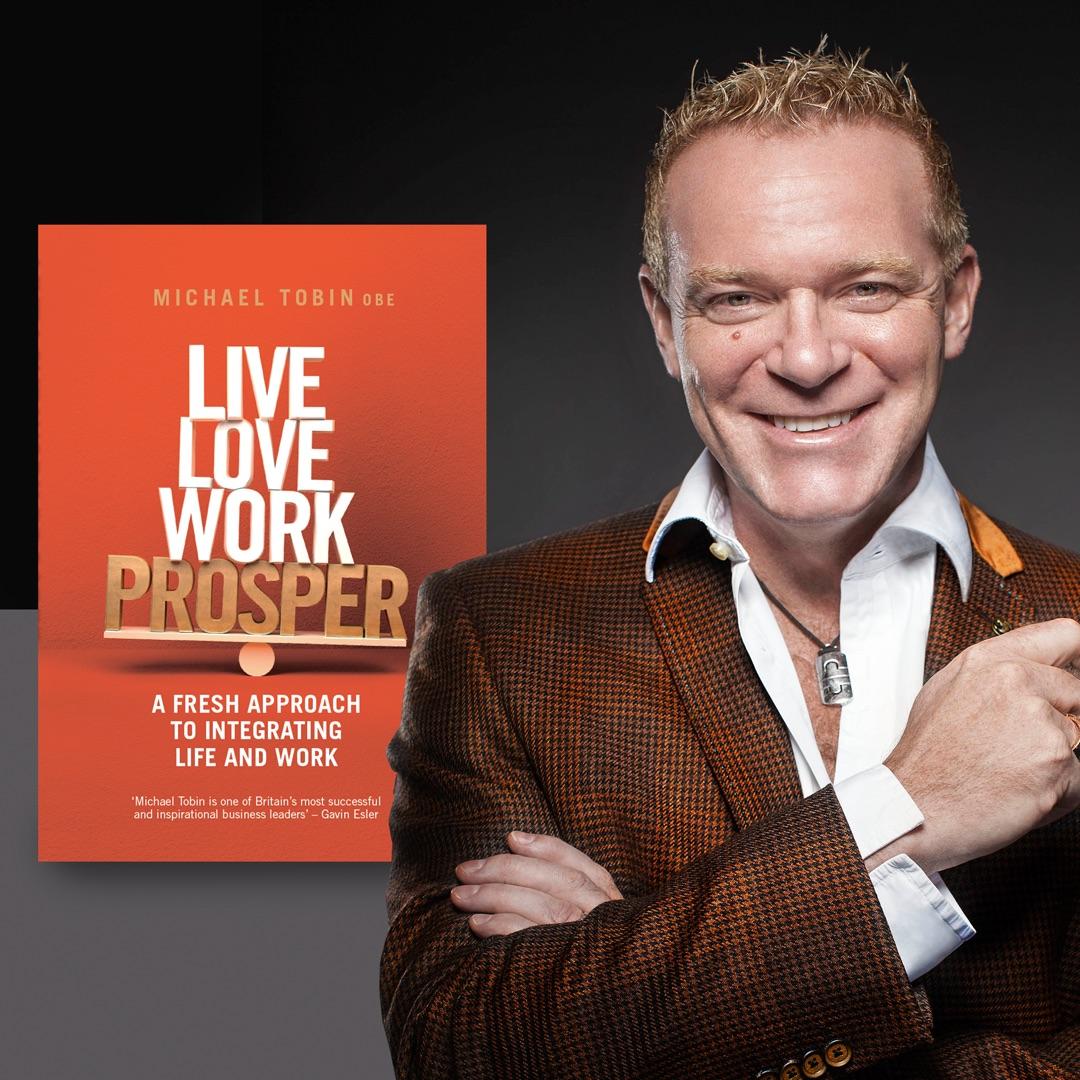 Launch of Live Love Work Prosper