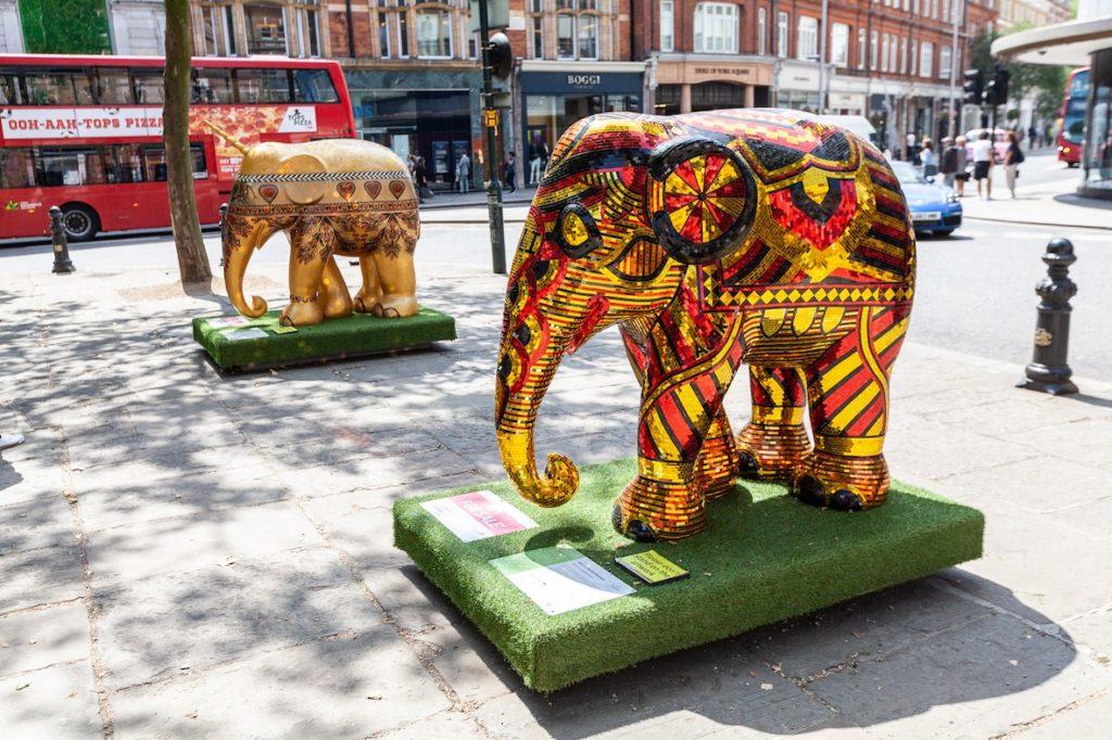 Elephant Family, Elephant Parade London, Charity, Michael Tobin OBE, Mike Tobin