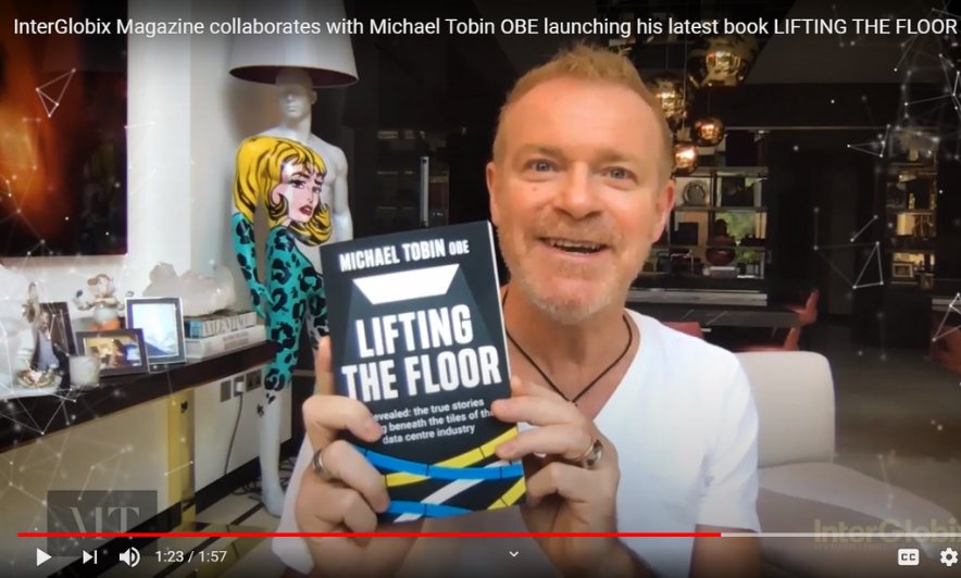 Launching my latest book Lifting the Floor