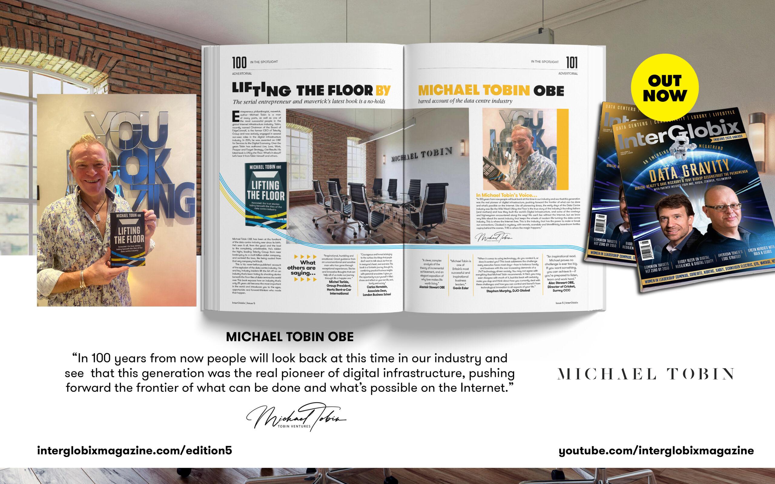 InterGlobix Magazine: Fifth Edition